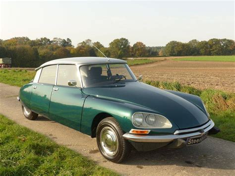 1972 Citroen Ds 20 by For Sale Citro 235 N Ds 20 1972 Offered For Aud 50 394