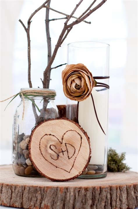 wood wedding centerpieces wood wedding centerpieces the wedding specialiststhe