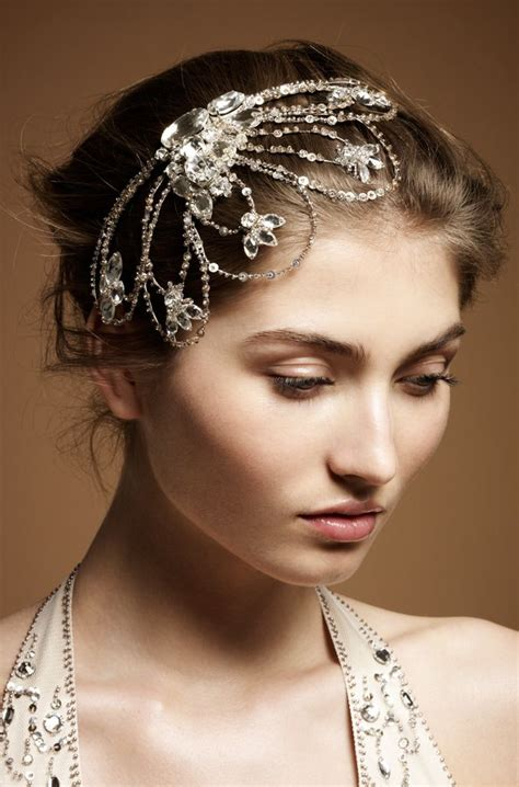 how to make hair jewelry vintage bridal hair jewelry newhairstylesformen2014