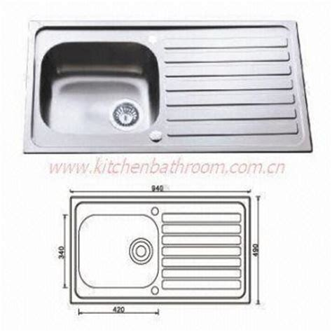 single bowl kitchen sink with drainer sinks stainless steel sinks kitchen sink single bowl