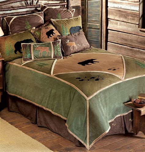 rustic home decor bedding