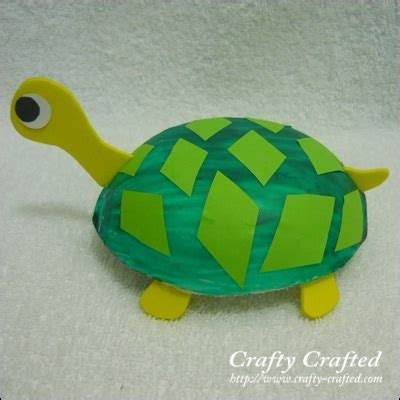 turtle crafts for crafty crafted crafts for children 187 turtle
