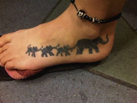 the 25 best ideas about small elephant tattoos on