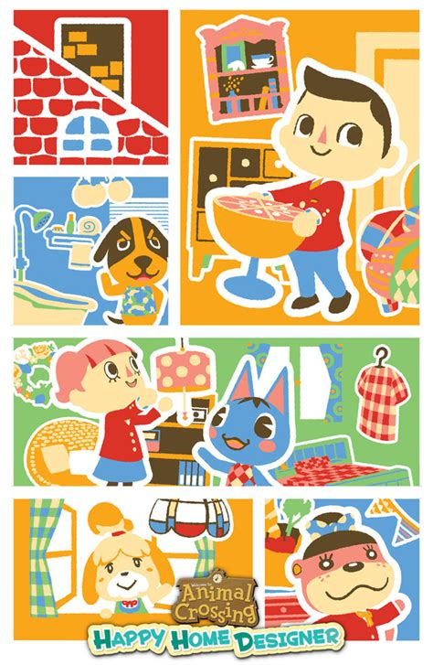 animal crossing home design animal crossing happy home designer pre orders from