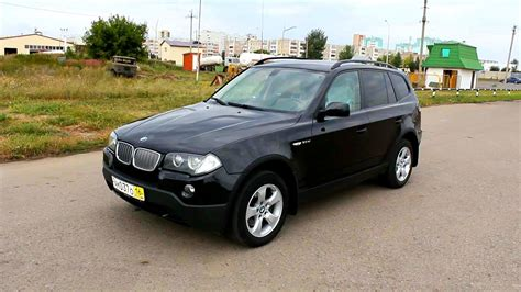 Bmw X3 2008 by 2008 Bmw X3 Start Up Engine And In Depth Tour