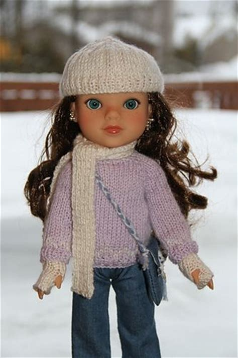 dolls cardigan knitting pattern cardigan hat scarf and mitts for dell free knitting