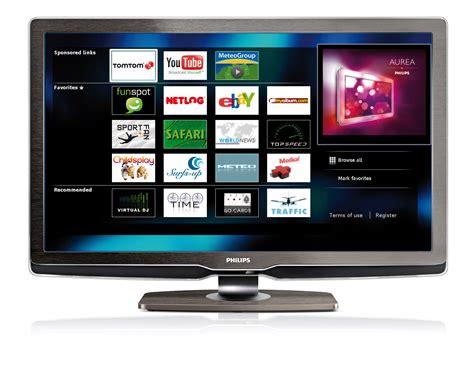 net tv philips tvs to get built in access in september