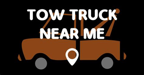 near me tow truck near me points near me