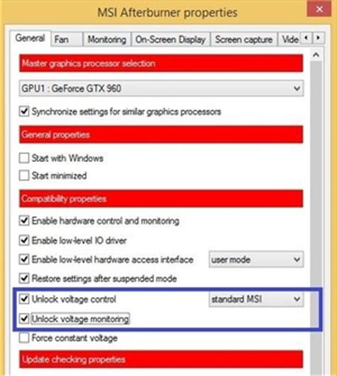 how to make your graphics card run any how to overclock your graphics card and make pc run