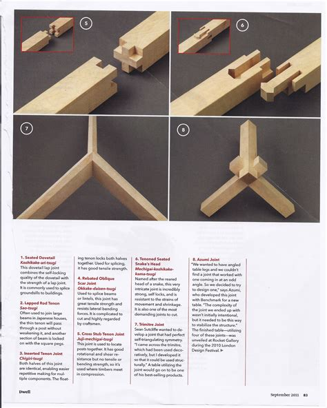 traditional woodworking joints 1000 images about joint on