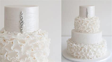 beaded cake beaded wedding cakes silver beading cake magazine