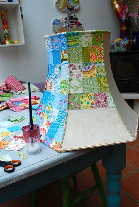 decoupage lshade with fabric best 25 lshades ideas on