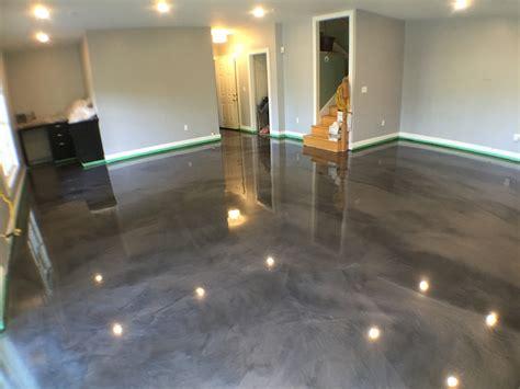 epoxy floors for basements epoxy flooring options 28 images basement flooring