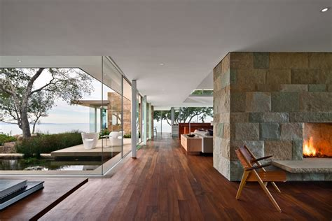 california woodworking fireplace wood flooring floor to ceiling windows