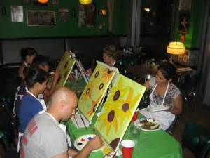 paint nite boston careers get your and drink on at paint nite chow