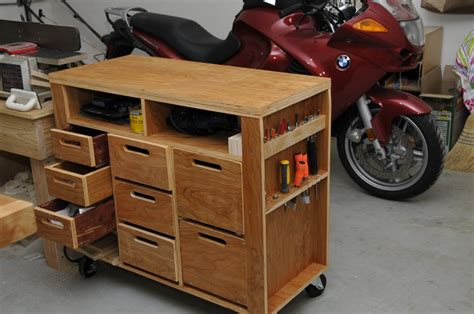 woodworking cart shop cart to replace the recently shanghai ed tool chest