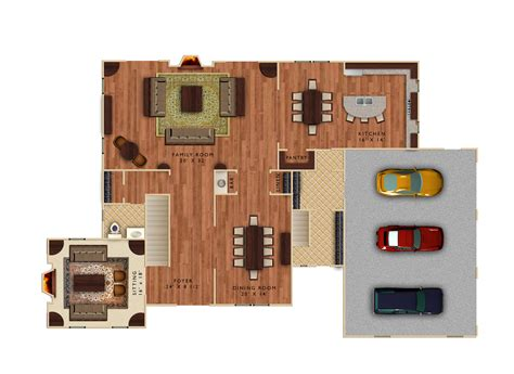 House Design Floor Plans ryan w knope rendering and visualization