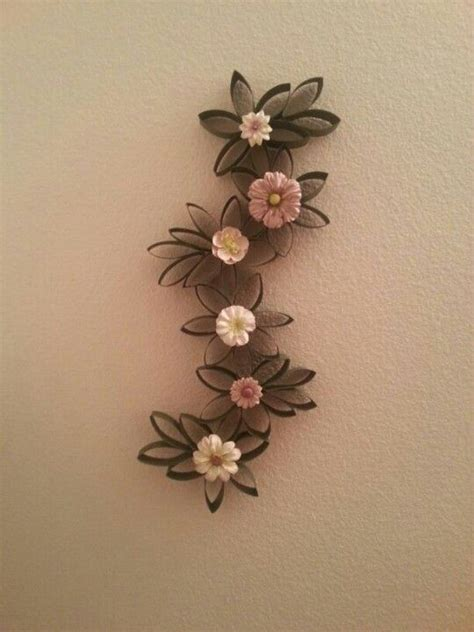 toilet paper roll flowers craft toilet paper roll craft arts and crafts paper