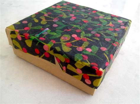 simple decoupage easy decoupage gift box my kid craft