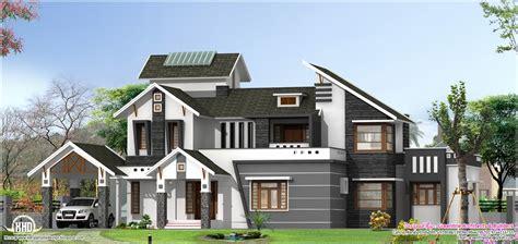 5 bedroom home modern 5 bedroom home design kerala home design and