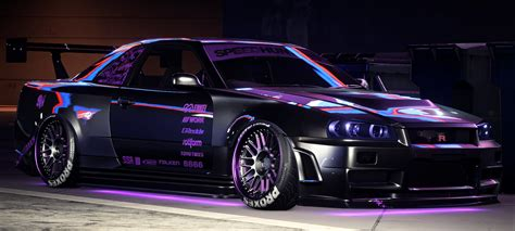 Skyline Gtr R 34 by Nissan Skyline Gtr R34 Needforspeed