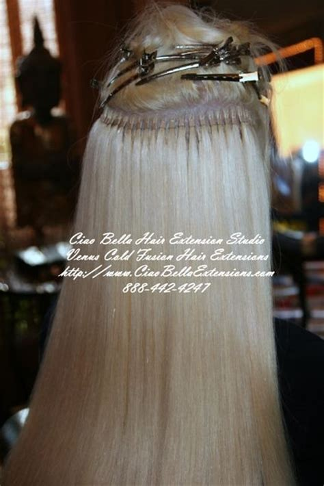 how to care for micro bead hair extensions 48 best nano ring extensions before after photos