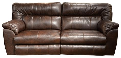 catnapper sofa recliner catnapper nolan power wide reclining sofa with