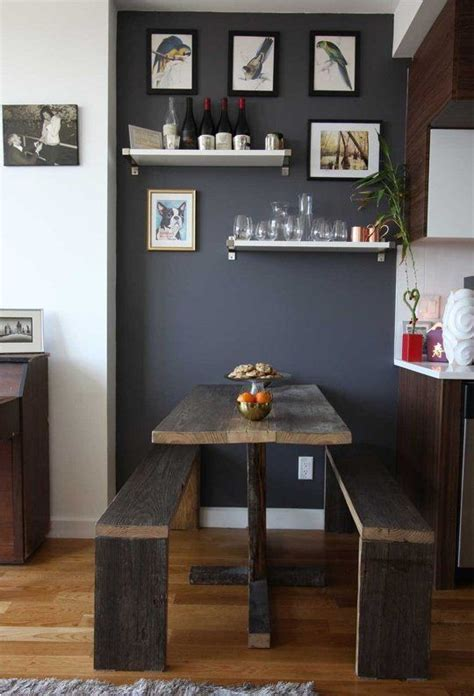 small living room with dining table creation dining rooms for small spaces saving