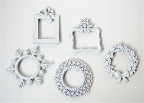ornaments frames craftaholics anonymous 174 5 easy crafts with