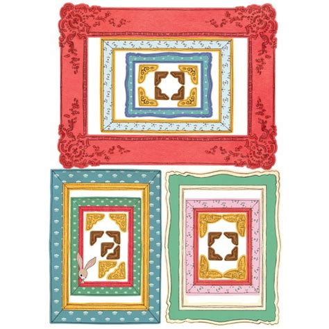 frame wall sticker frame it wall stickers boo