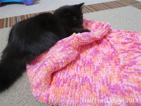 knitted cat blanket pink knit blanket cat 2013 four design