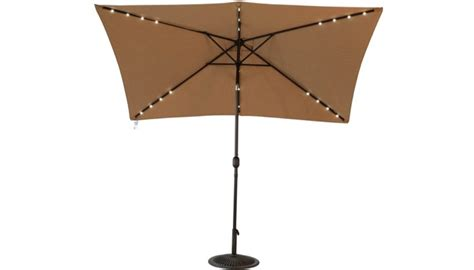 patio umbrella lighting lighting patio umbrella accessories you netting patio