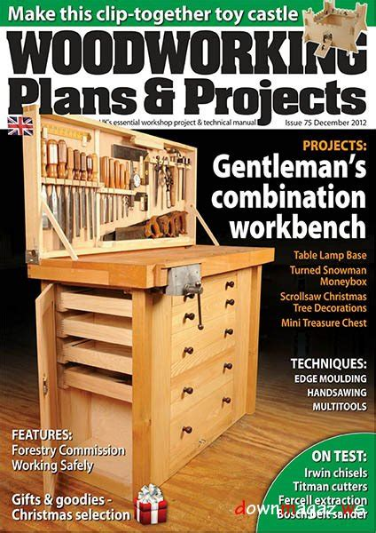 woodworking plans and projects pdf woodworking plans projects 075 december 2012