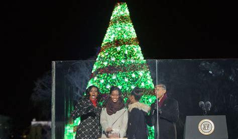 2014 national tree lighting national tree lighting ceremony 2014 bellenews