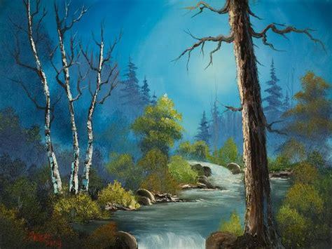 artist bob ross paintings for sale bob ross moonlight paintings for sale bob ross