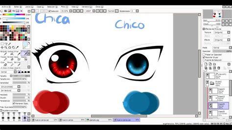 paint tool sai tutorial colorear tutorial colorear ojos paint tool sai