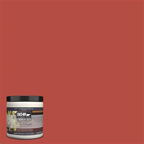 home depot ultra paint behr premium plus ultra 8 oz m160 7 raging bull interior