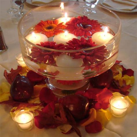 table centerpieces candles 20 candles centerpieces table decorating ideas