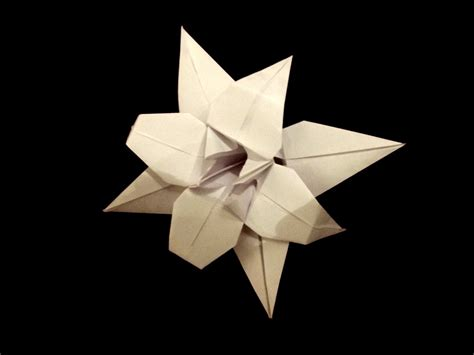 origami lotus blossom origami lotus flower by thatandyguy95 on deviantart