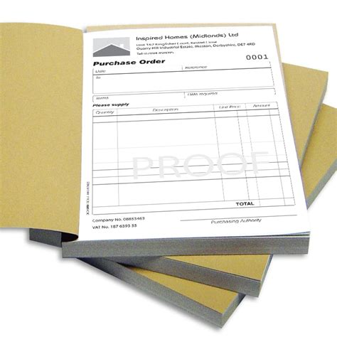 order picture books custom carbonless forms printing ncr duplicate pads