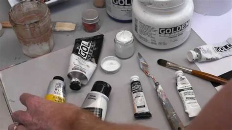 acrylic paint review acrylic white paint review hd