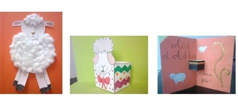 how to make eid cards at home 10 different ways to teach children about eid al adha