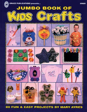 craft books for grace publications jumbo book of crafts craft