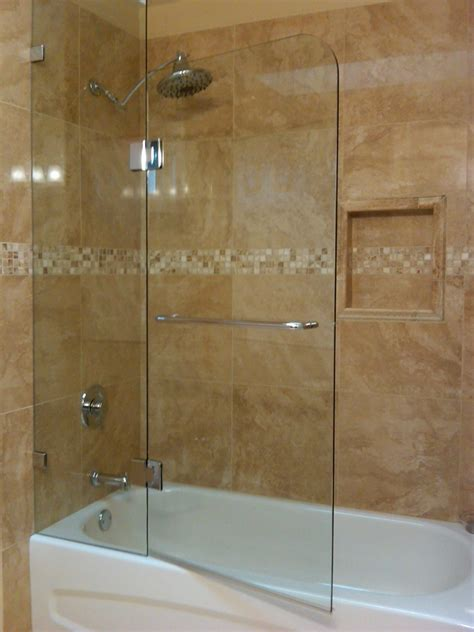 glass bath shower doors bathtub glass enclosures 187 bathroom design ideas