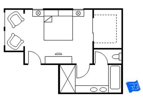 Master Bedroom Floor Plans With Bathroom master bedroom floor plans