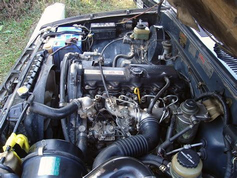 Toyota Diesel Engines by Toyota 2l Te Diesel Engines