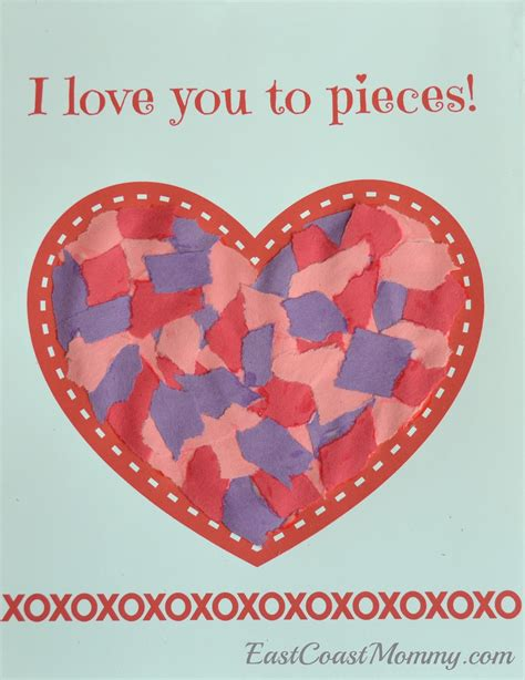 valentines day craft for east coast simple s day craft for
