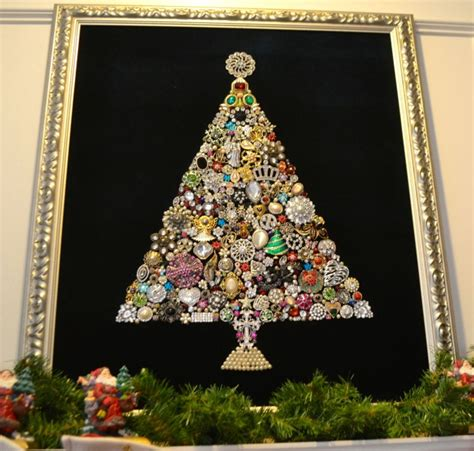 how to make a jewelry tree out of wire deck the trees with jewels and baubbles