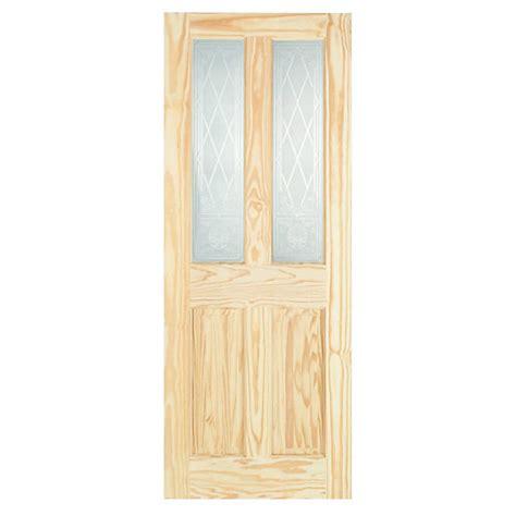 wickes interior door wickes skipton softwood door clear pine glazed 4