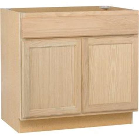 unfinished cabinet doors home depot assembled 36x34 5x24 in base kitchen cabinet in